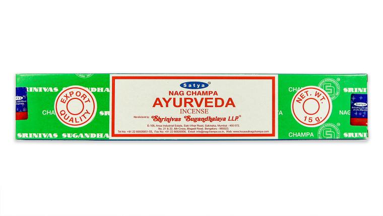 Ayurveda Incense by Satya 15 gram