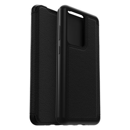 Otterbox - Strada Case for Samsung Galaxy S20 Ultra - Shadow