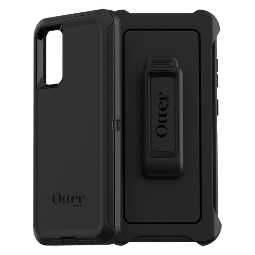 Otterbox - Defender Case for Samsung Galaxy S20 - Black
