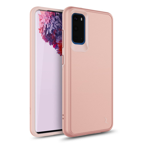 ZIZO DIVISION Series Galaxy S20 Case - Rose Gold DVS-SAMGS1162-RGD