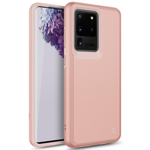 ZIZO DIVISION Series Galaxy S20 Ultra Case - Rose Gold DVS-SAMGS1169-RGD