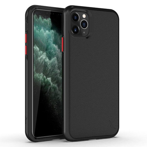 ZIZO DIVISION Series iPhone 11 Pro Max Case - Military-grade ProtectION Heavy-duty Shock AbsorbtION - Designed for 2019 Apple iPhone 11 Pro Max - Black DVS-IPH65-BLK