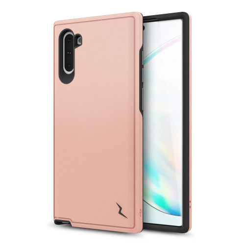 ZIZO DIVISION Samsung Galaxy Note 10 Case [Military-grade ProtectION] Heavy-duty Shock AbsorbtION | Designed for 2019 Samsung Galaxy Note 10 (Rose Gold) DVS-SAMGN10-RGD