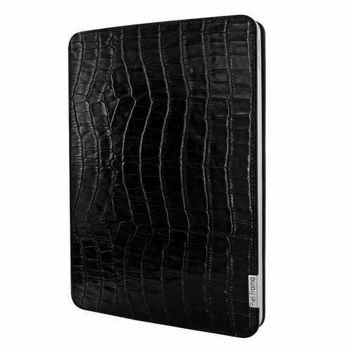 "Piel Frama 843 Black Crocodile FramaSlim Leather Case for Apple iPad Pro 12.9"" (2020)"
