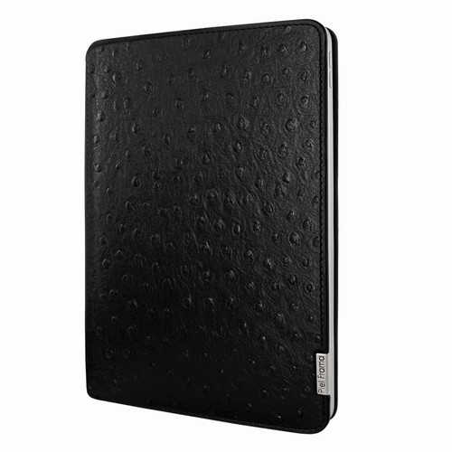 "Piel Frama 843 Black Ostrich FramaSlim Leather Case for Apple iPad Pro 12.9"" (2020)"