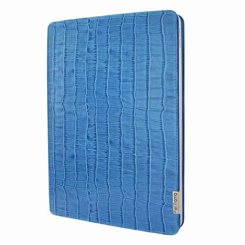 "Piel Frama 843 Blue Crocodile FramaSlim Leather Case for Apple iPad Pro 12.9"" (2020)"