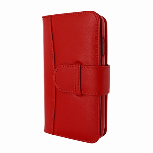 Piel Frama 842 Red WalletMagnum Leather Case for Apple iPhone 11