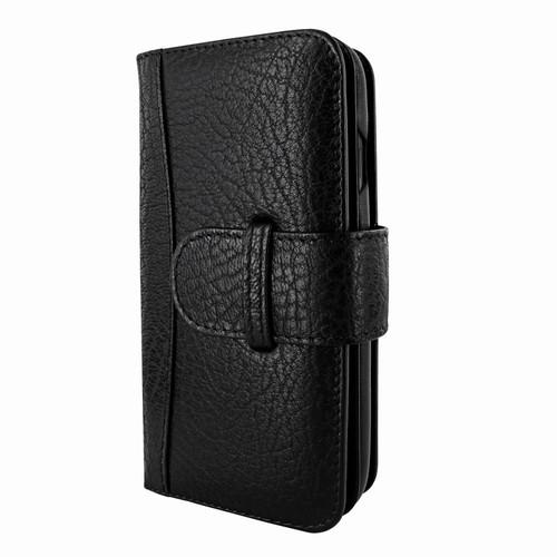 Piel Frama 842 Black Karabu WalletMagnum Leather Case for Apple iPhone 11