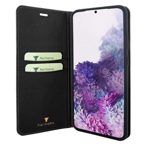 Piel Frama 846 Black FramaSlimCards Leather Case for Samsung Galaxy S20 Plus