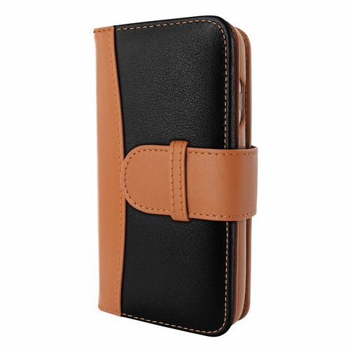Piel Frama 764 Two-Tone WalletMagnum Leather Case for Apple iPhone 7 / 8