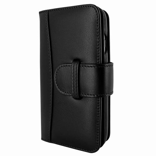Piel Frama 769 Black WalletMagnum Leather Case for Apple iPhone 7 Plus / 8 Plus