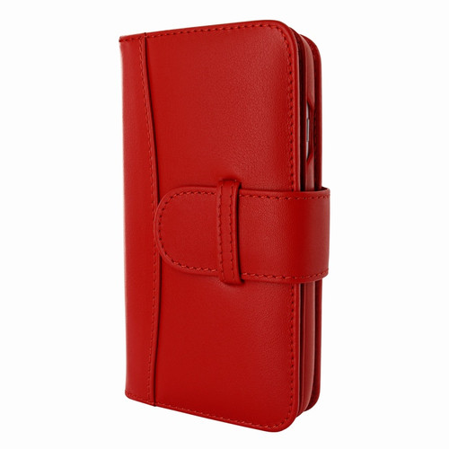 Piel Frama 769 Red WalletMagnum Leather Case for Apple iPhone 7 Plus / 8 Plus