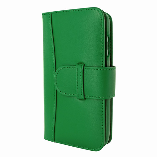Piel Frama 769 Green WalletMagnum Leather Case for Apple iPhone 7 Plus / 8 Plus