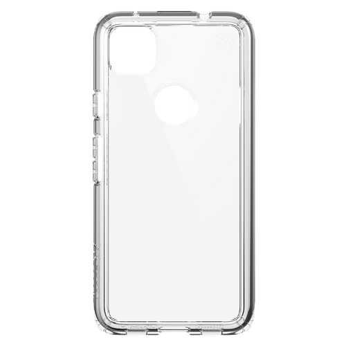 Speck - Presidio Exotech Case for Google Pixel 4a - Clear