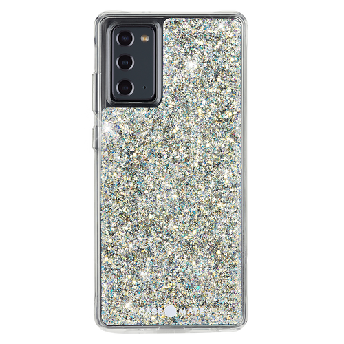 Case-mate - Twinkle Case With Micropel for Samsung Galaxy Note20 5G - Stardust