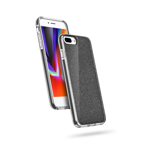 ZIZO DIVINE Series for iPhone 8 Plus / iPhone 7 Plus Case - Thin Protective Cover - Night Stars DIN-IPH7PLUS-NTS