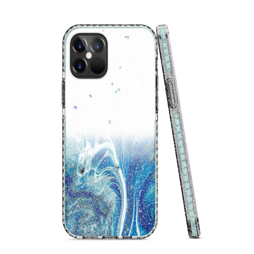 ZIZO DIVINE Series for iPhone 12 / iPhone 12 Pro Case - Thin Protective Cover - Arctic DIN-IPH1261-ARC