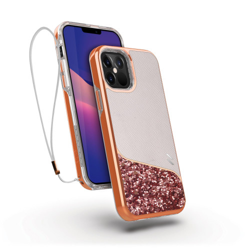 ZIZO DIVISION Series for iPhone 12 / iPhone 12 Pro Case - Sleek Modern Protection - WANDERLUST DVS-IPH1261-WDL