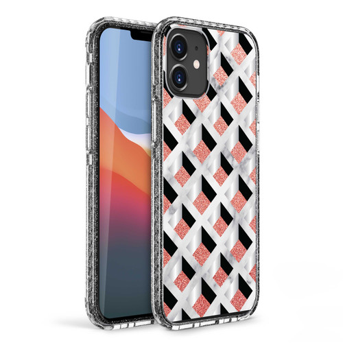 ZIZO DIVINE Series for iPhone 12 Mini Case - Thin Protective Cover - Geo DIN-IPH1254-GEO