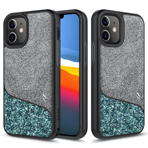 ZIZO DIVISION Series for iPhone 12 Mini Case - Sleek Modern Protection - Mint DVS-IPH1254-MNT