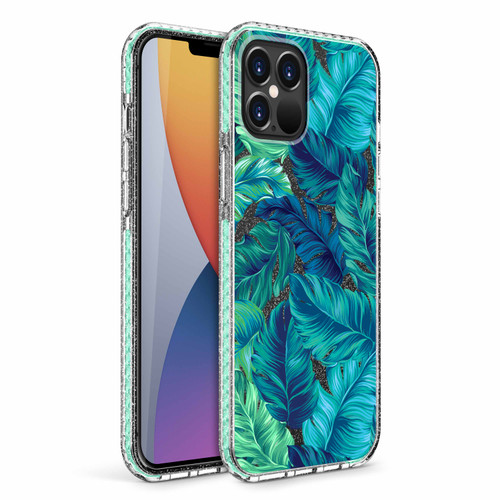 ZIZO DIVINE Series for iPhone 12 Pro Max Case - Thin Protective Cover - Tropical DIN-IPH1267-TPL