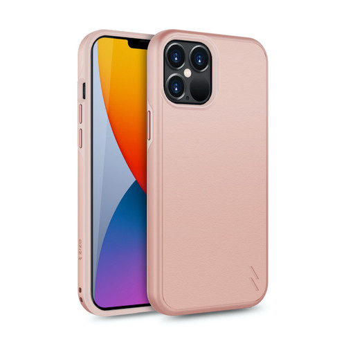 ZIZO DIVISION Series for iPhone 12 Pro Max Case - Sleek Modern Protection - Rose Gold DVS-IPH1267-RGD