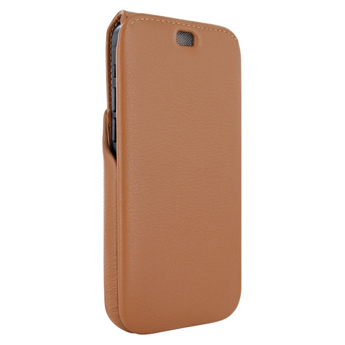 Piel Frama 853 Tan iMagnum Leather Case for Apple iPhone 12 / iPhone 12 Pro