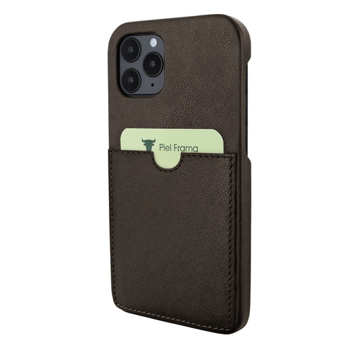 Piel Frama 851 Brown FramaSlimGrip Leather Case for Apple iPhone 12 / iPhone 12 Pro