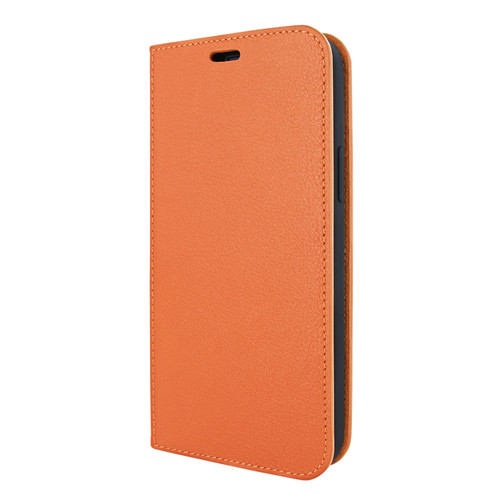 Piel Frama 855 Orange FramaSlimCards Leather Case for Apple iPhone 12 / iPhone 12 Pro