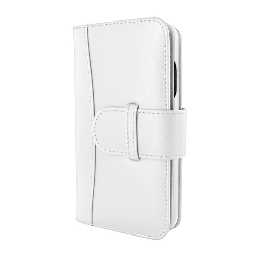 Piel Frama 854 White WalletMagnum Leather Case for Apple iPhone 12 / iPhone 12 Pro