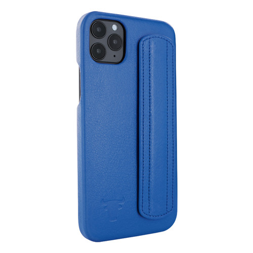 Piel Frama 857 Blue FramaSafe Leather Case for Apple iPhone 12 Pro Max