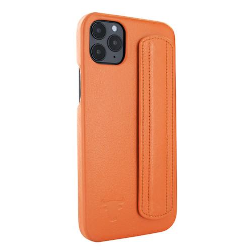 Piel Frama 857 Orange FramaSafe Leather Case for Apple iPhone 12 Pro Max