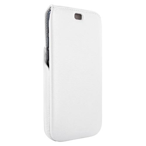 Piel Frama 858 White iMagnum Leather Case for Apple iPhone 12 Pro Max