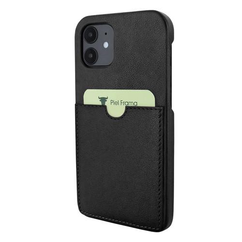 Piel Frama 861 Black FramaSlimGrip Leather Case for Apple iPhone 12 mini