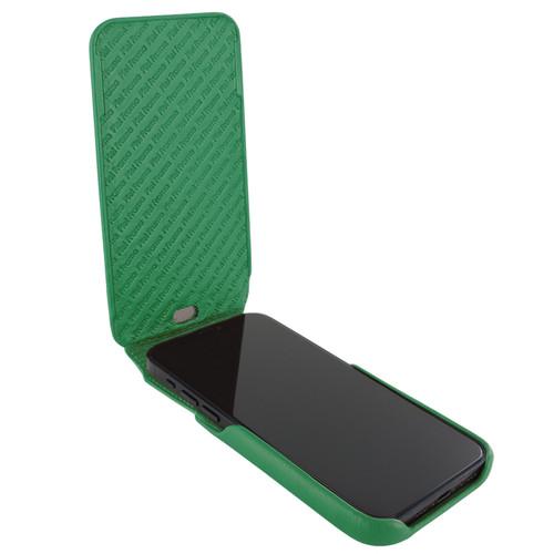 Piel Frama 863 Green iMagnum Leather Case for Apple iPhone 12 mini