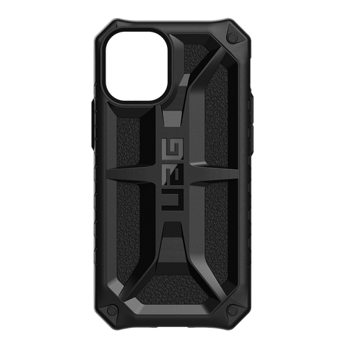 Urban Armor Gear Uag - Monarch Case for Apple iPhone 12 Mini - Black