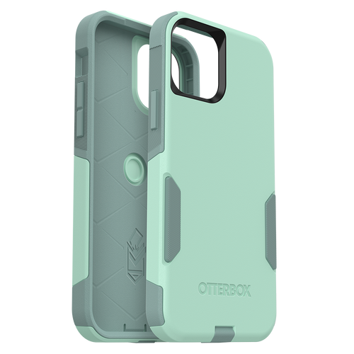 Otterbox - Commuter Antimicrobial Case for Apple iPhone 12  /  12 Pro - Ocean Way
