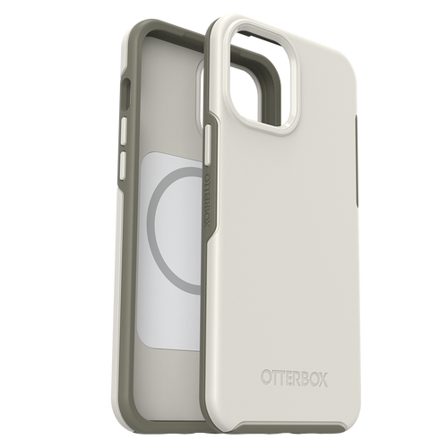 Otterbox - Symmetry Plus Case for Apple iPhone 12 Pro Max - Spring Snow