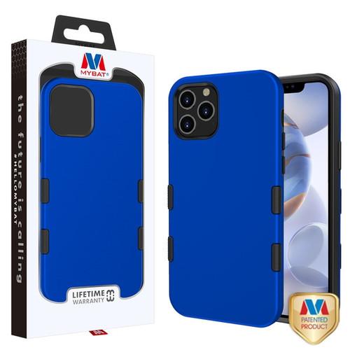 MyBat TUFF Subs Hybrid Case for Apple iPhone 12 (6.1) - Titanium Dark Blue / Black
