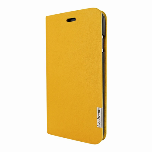 Piel Frama 767 Yellow FramaSlimCards Leather Case for Apple iPhone 7 Plus / 8 Plus