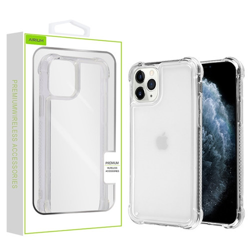 Airium Sturdy Candy Skin Cover for Apple iPhone 11 Pro - Transparent Clear