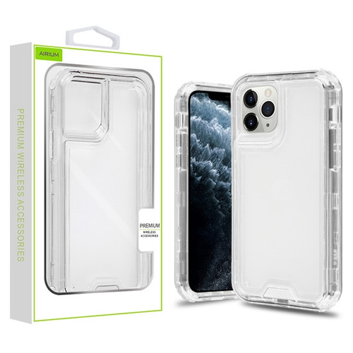Airium Hybrid Protector Cover for Apple iPhone 11 Pro - Transparent Clear / Transparent Clear