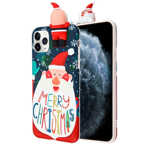 Airium Candy Skin Cover for Apple iPhone 11 Pro - Santa