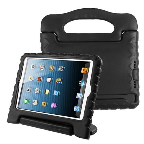 Airium Handbag Kids Drop-resistant Protector Cover for Apple iPad mini (A1432,A1454,A1455) - Black