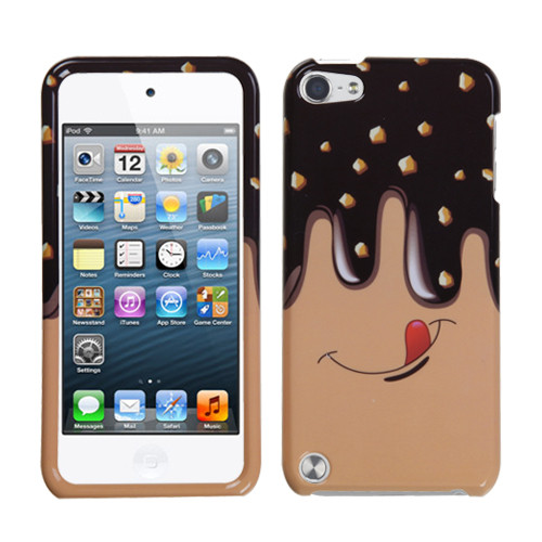 MyBat Protector Cover for Apple iPod touch (5th generation) - Fudge Delight