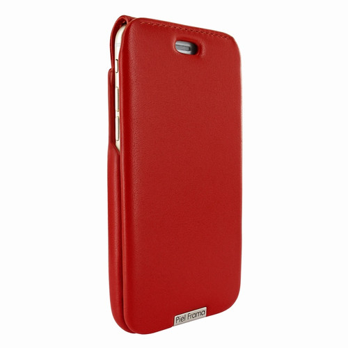 Piel Frama 770 Red UltraSliMagnum Leather Case for Apple iPhone 7 / 8
