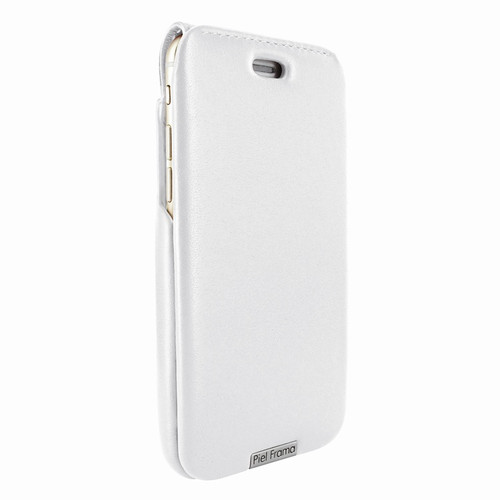 Piel Frama 770 White UltraSliMagnum Leather Case for Apple iPhone 7 / 8