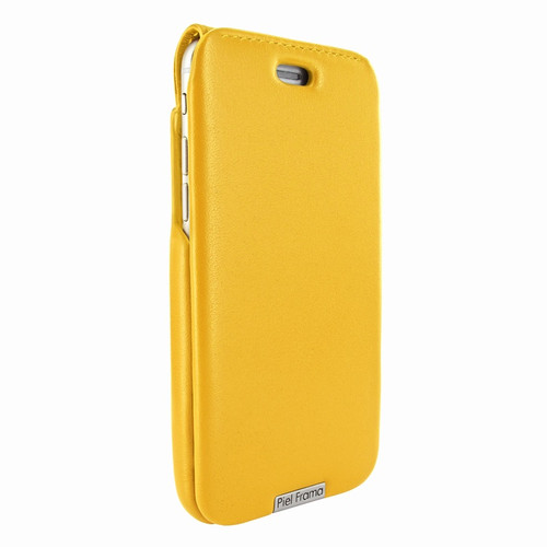 Piel Frama 770 Yellow UltraSliMagnum Leather Case for Apple iPhone 7 / 8