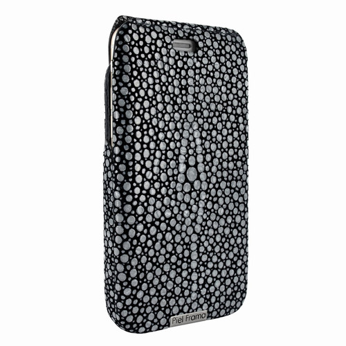 Piel Frama 770 Black Stingray UltraSliMagnum Leather Case for Apple iPhone 7 / 8