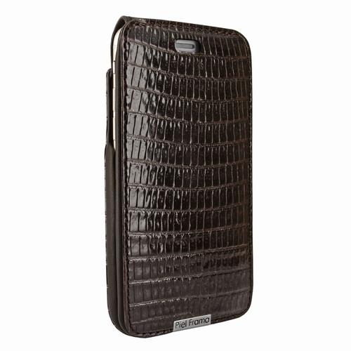 Piel Frama 771 Brown Lizard UltraSliMagnum Leather Case for Apple iPhone 7 Plus / 8 Plus